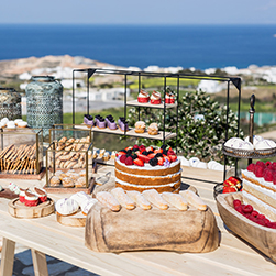 coffee and patisserie tserki paros