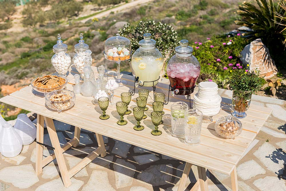 coffee and patisserie tserki paros refreshment stand